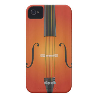 Violin, Viola, Cello or Bass iPhone 4 cover