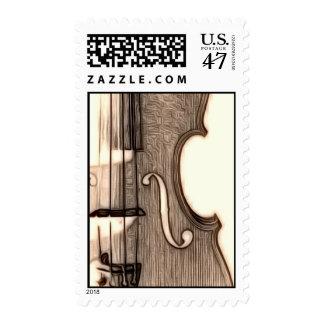 Violin, Viola, Cello? Postage