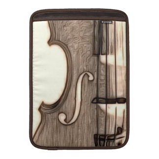 ¿Violín, viola, violoncelo? Fundas MacBook