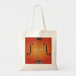 Violín, viola, violoncelo o la bolsa de asas 2 del