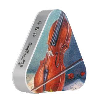 Violin/Violin Bluetooth Speaker