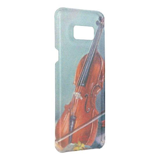Violin/Violin Uncommon Samsung Galaxy S8+ Case