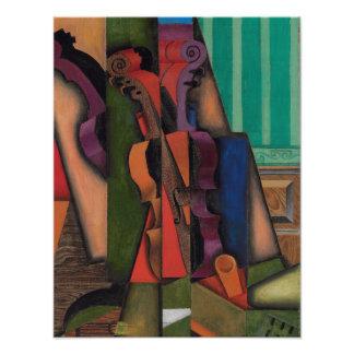 Violín y guitarra de Juan Gris Fotografía