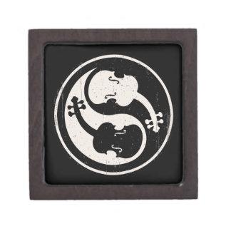 Violin Yang Keepsake Box
