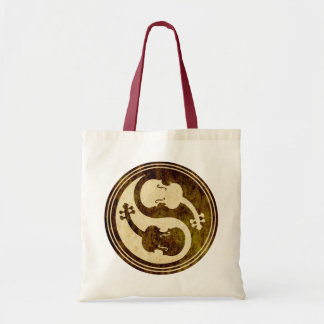 Violin Yang Tote Bag