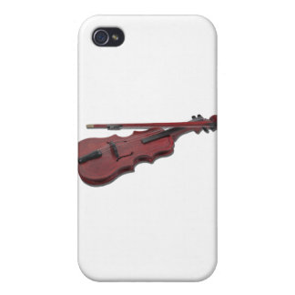 ViolinAndBow012511 iPhone 4 Cases