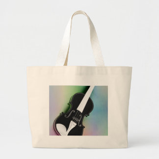 Violine phtographed by Tutti Tote Bag