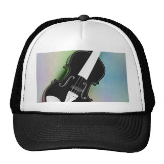 Violine phtographed by Tutti Mesh Hats