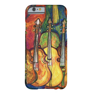 Violines Funda De iPhone 6 Barely There