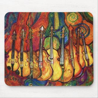 Violines Tapetes De Ratón