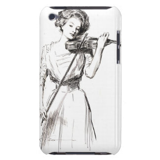 Violinist 1910 barely there iPod cover