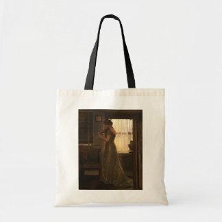 Violinist Budget Tote Bag