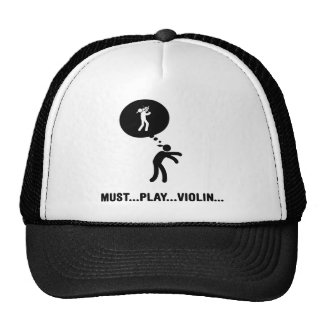 Violinist Mesh Hat