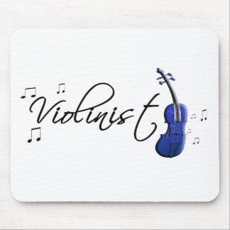 Violinist Mouse Pad
