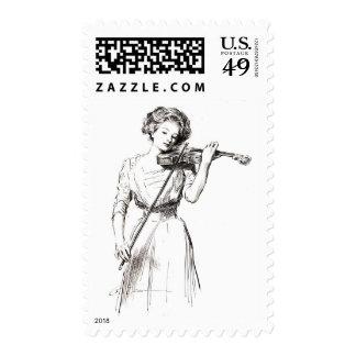 Violinista 1910 envio