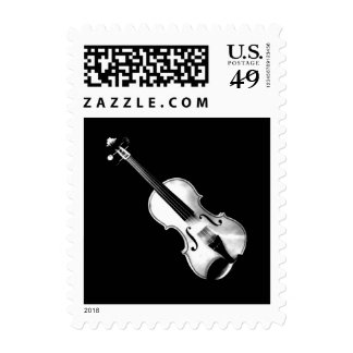 Violinistic Stamp