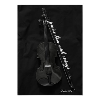 Violinistic Posters