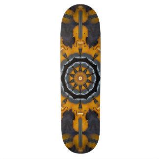 Violinistic Skateboard Deck