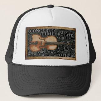 ViolinPracticeGraphic55.png Trucker Hat