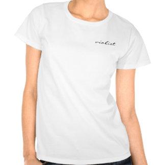 violist-proud of my viola hickey tee shirt