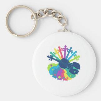 Violn Fun Keychains