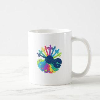 Violn Fun Coffee Mugs