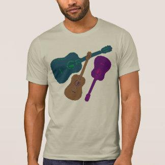 violões music instruments tshirts