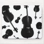 violoncelo tapetes de ratón