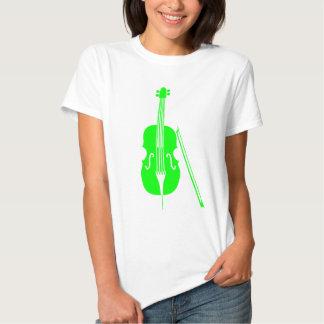Violoncelo - verde polera