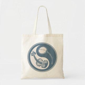 Violyin-Twang Budget Tote Bag