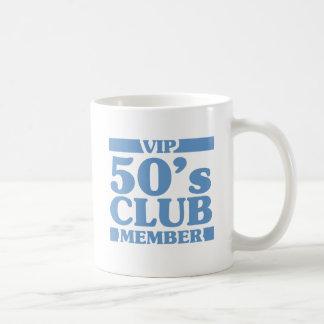 VIP 50's Club Coffee Mug