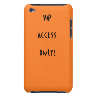 Vip access only iPod case