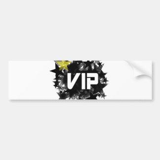 VIP BUMPER STICKER