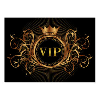 VIP Business Card / Pass / Invitation