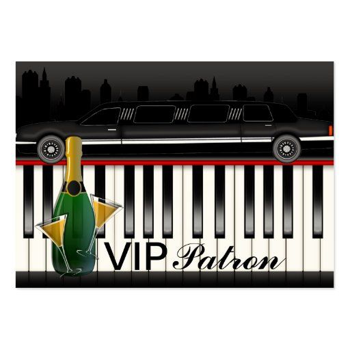 VIP Business Card - SRF