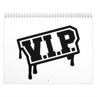 VIP CALENDAR