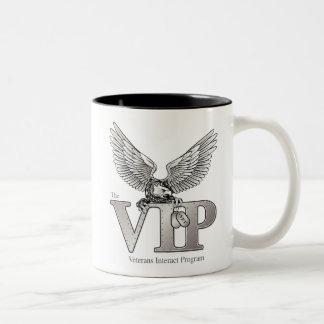 VIP Coffee Mug with Black Interior
