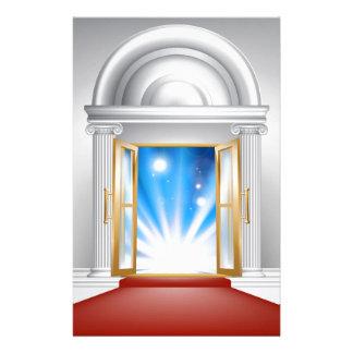 VIP door Stationery