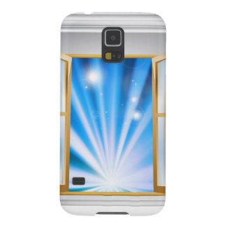 VIP doormen and entrance door Galaxy Nexus Cases