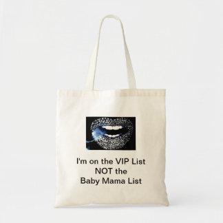 VIP List Bag
