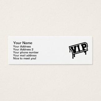 VIP MINI BUSINESS CARD