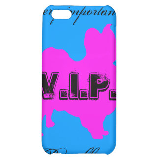 VIP Papillon iPhone 5C Covers