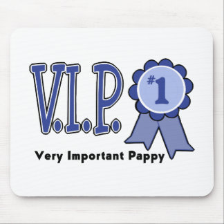 VIP Pappy Mousepads