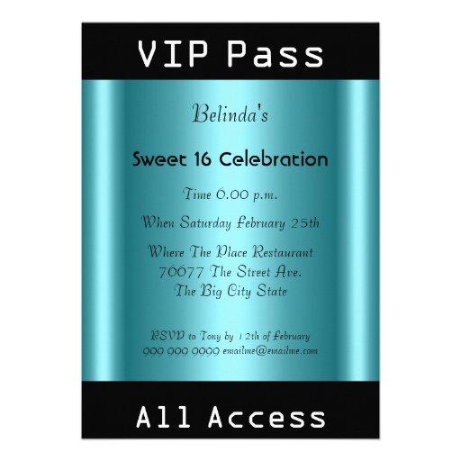 Sweet16 Invitations is nice invitation example