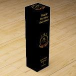 """VIP Personalized Wine Box<br><div class=""""desc"""">VIP Personalized wine boxes add your own text to this (winebox) wine box from Ricaso</div>"""