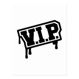 VIP POSTCARD