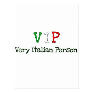 VIP POSTCARDS