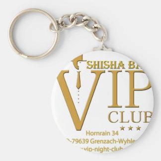 VIP Shisha artículo de fan Llavero Redondo Tipo Pin