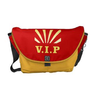 VIP sunburst Messenger Bag