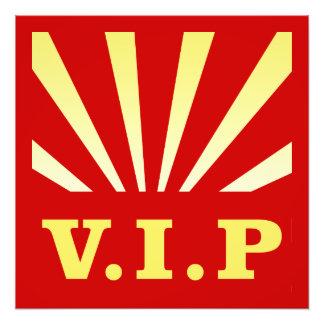 VIP sunburst Photo Print